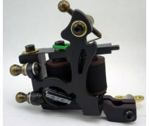 Carbon Steel Tattoo Machine 1