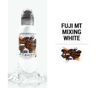 FUJI MOUNTAIN MIXING WHITE WORLD FAMOUS INK
